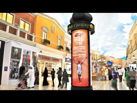 JCDecaux Qatar : q.media Decaux Corporate Video 2010
