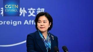 China advierte que el desequilibrio comercial no significa desigualdad