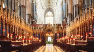 Norwich Cathedral Zadok The Priest Performed By The Choir Of Westminster Abbey