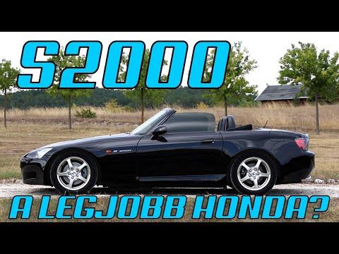 A legjobb Honda? Használtteszt: Honda S2000 – 2002.
