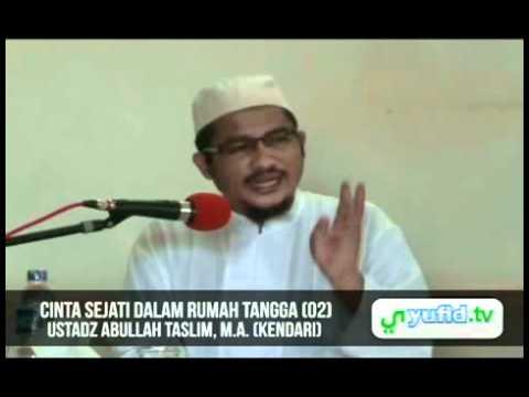 Video Ceramah Islam: Cinta Sejati Dalam Rumah Tangga 2
