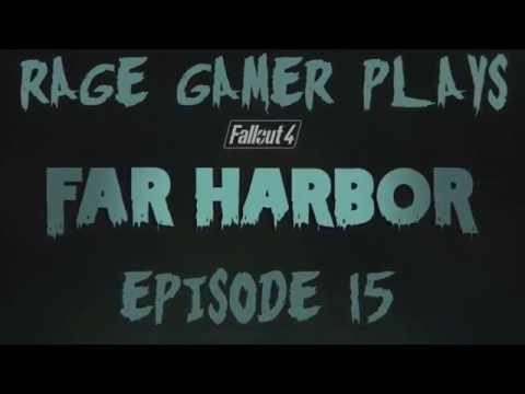Fallout 4 : Far Harbor Episode 15 Radioactive spirit walk