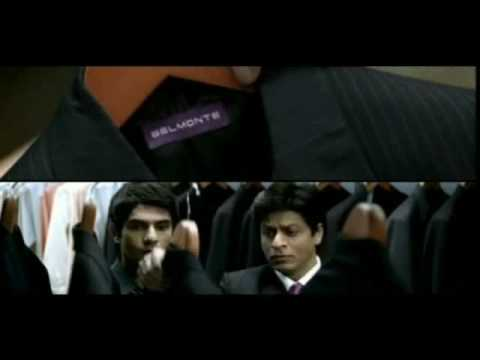 ShahRukh Khan in Belmonte Advertisement