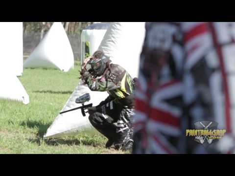 SUPER 7 TOURNAMENT Paintball - 2013 Event 1 SUNDAY - Derder Headshot