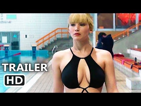 RED SP?RROW Official Trailer (2018) Jennifer Lawrence Movie HD