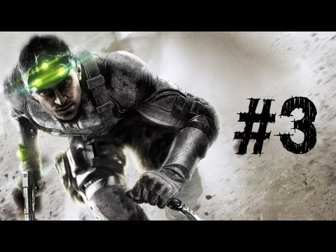 Splinter Cell Blacklist Gameplay Walkthrough Part 3 - Insurgent Stronghold