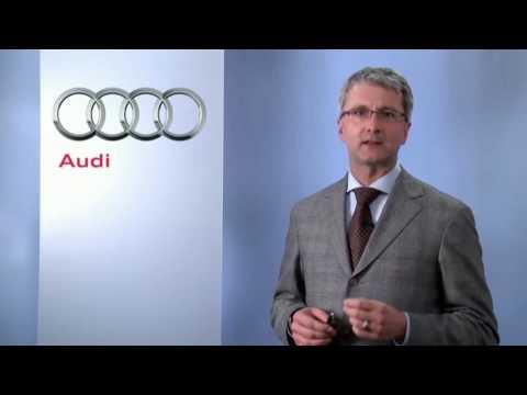 Rupert Stadler - Statement zum Audi Geschäftsbericht 2009