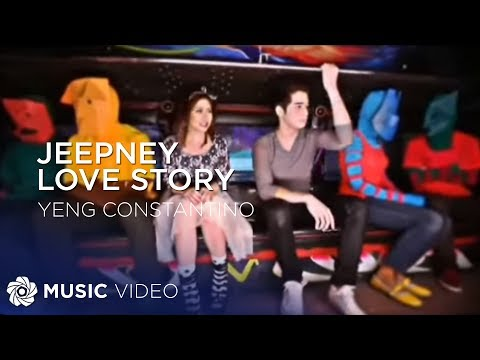 Jeepney Love Story by Yeng Constantino - Official Music Video