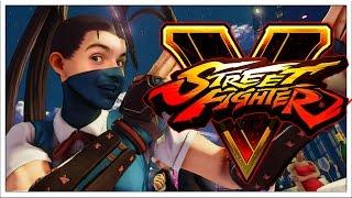 IBUKI BUKAKE ! [Street Fighter V | Gameplay IBUKI FR]