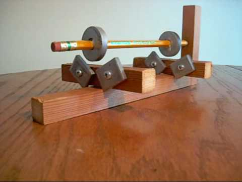 Do It Yourself Magnetic Levitation Part 1 Of 4 Youtube