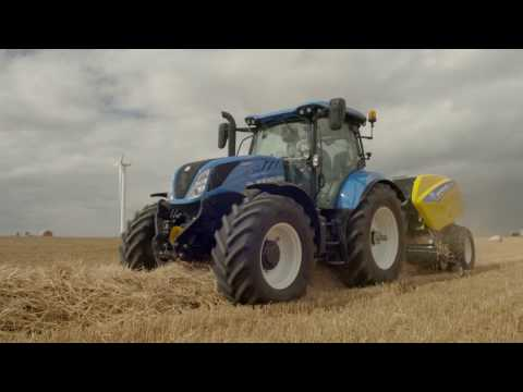 New Roll Baler – Hungry for forage, ready for hay