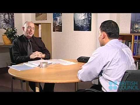 IELTS Speaking Tutorial: Interview Phase 3