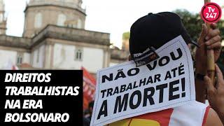 Os direitos trabalhistas na era Bolsonaro
