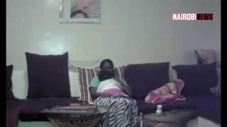 House help caught on camera breastfeeding boss