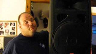DJ Resq review of JBL Eon 15g2 for DJ Frankis