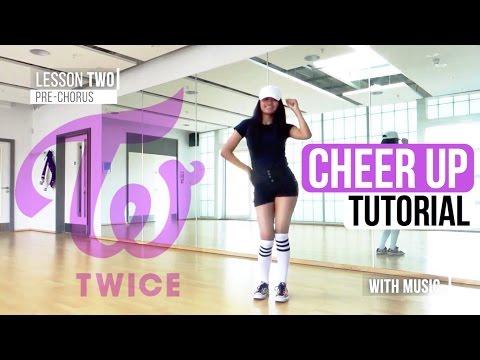 [Mirrored] TWICE (트와이스) - CHEER UP | FULL Dance Tutorial