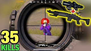 NEW WORLD RECORD IN SEASON 12 | MK14 + 8x Scope AUTO | PUBG MOBILE