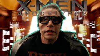 How Fast is Quicksilver in X-Men: Apocalypse?