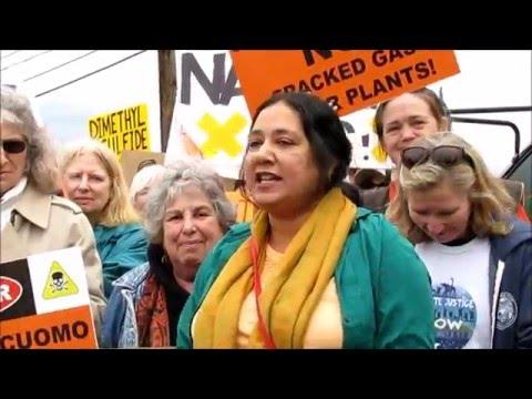 Rally to Stop CPV Power Plant -  NY -  5-7-16