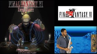 Final Fantasy VI - The Serpent Trench [Cover] ft. subversiveasset (Beadsprite Timelapse)