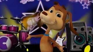 Mi Perro Chocolo - Canción Cumpleaños Feliz - Estilo Rock And Roll