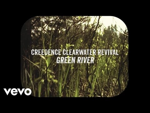 Creedence Clearwater Revival - Green River (lyric Video) video