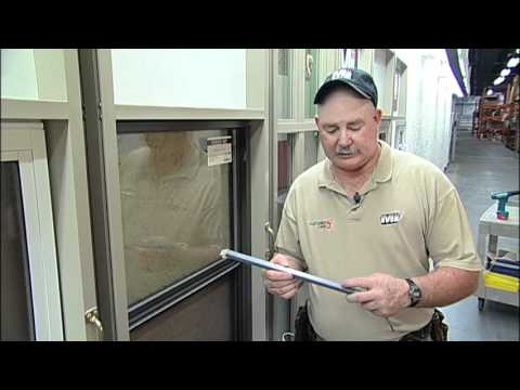 MI Windows and Doors How to Video: 865 Aluminum Window Block and Tackle Replacement