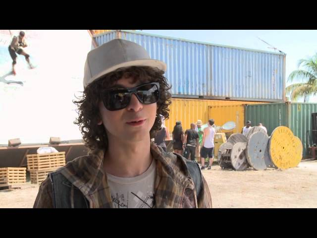 Adam Sevani 'Step Up Revolution' Interview