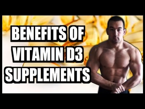 Vitamin D For Bodybuilding And Fat Loss? (Benefits & Proper Dosage)