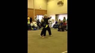 Adam Toledo Tournament Self Defense First Place