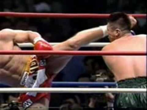 Best of Knock out in K1 Kick boxing Image 1