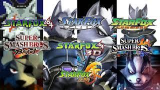 Star Fox 64 - Star Wolf theme: Ultimate Mashup