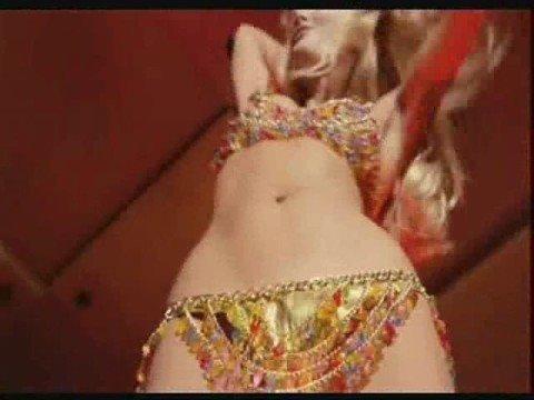 """disco classic from 1975 / Barbara Bouchet in """"Milano Calibro 9"""""""
