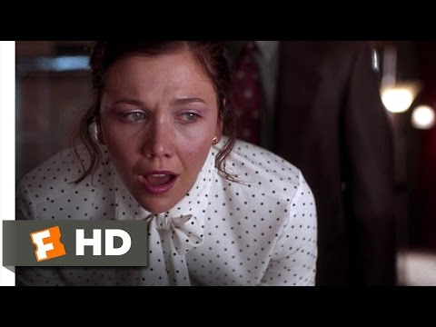 Secretary (4 9) Movie Clip - Bend Over (2002) Hd video