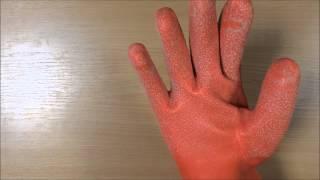 перчатки рыбацкие резиновые утепленные