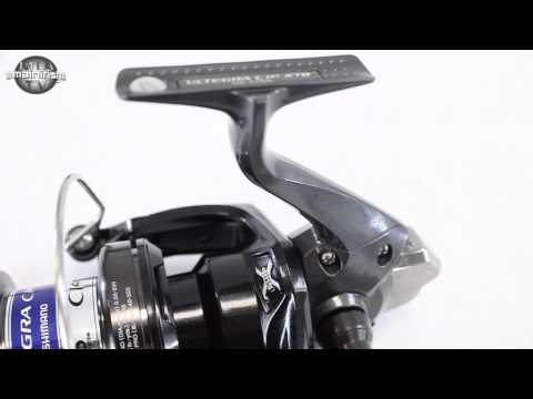 The Shimano Ultegra 5500 XTB & XTC