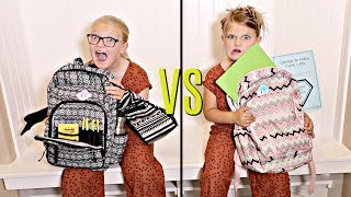 Reality vs Expectations School Morning Routine!