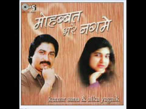 Ankhon Se Tu Door Hai Kumar Sanu & Alka Yagniklegend Voices video