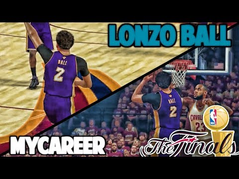 IS THIS THE END? - NBA 2K17 LONZO BALL MyCareer