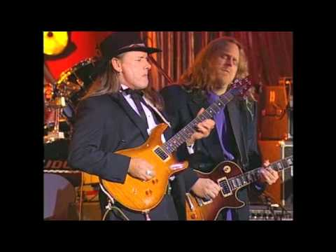 "The Allman Brothers Band performs ""One Way Out"""