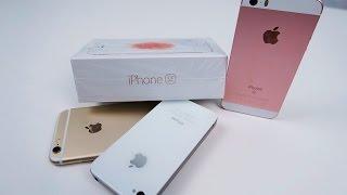 iPhone SE - самый правильный обзор. Стоит ли покупать?