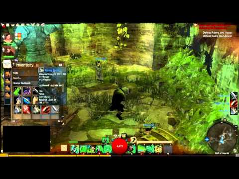 Guild Wars 2 - Dungeons - Ascalon Catacombs