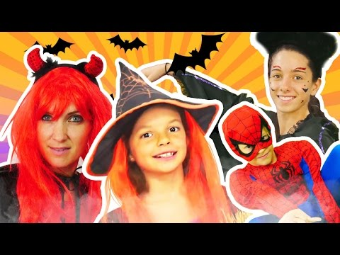 Маленькая ведьмочка Кати - Хэллоуин - Костюм для Маши Капуки Кануки