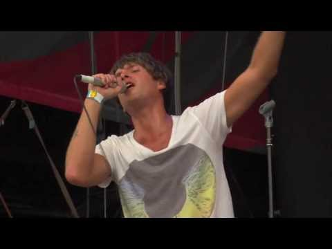 Paolo Nutini - Time to Pretend - MGMT cover - Sziget 2012