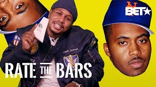 Is Smokepurpp Better Than Nas? AZ Is Confused By Some Lyrics | Rate The Bars w/ AZ