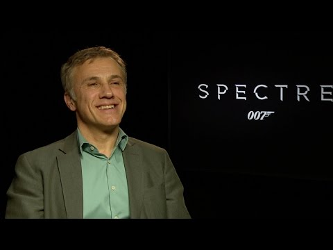 Christoph Waltz Talks 'Spectre', Sam Mendes, Daniel Craig's Bond, and More