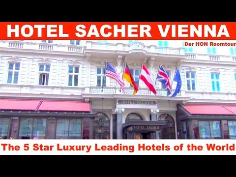 HOTEL SACHER VIENNA | 5 Sterne Luxus | Der HON auf Reisen