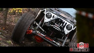 Jeep Jk with Total Power off road