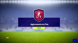 FIFA 18 - SFIDA CREAZIONE ROSA - (AGGIORNAMENTO ORO PLUS)
