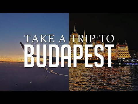 Budapest City, Hungary | Vacation | Travel Guide | Things To See | 4K